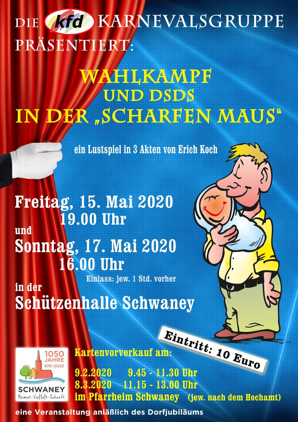 Plakat KFD Theater web